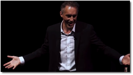 Jordan Peterson says it is very difficult for the creative person to monetize creativity.