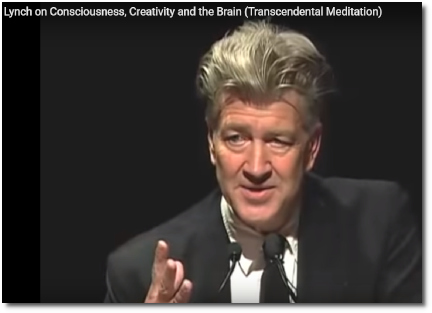 Filmmaker David Lynch speaks in Boston about consciousness (video posted Aug 2009)