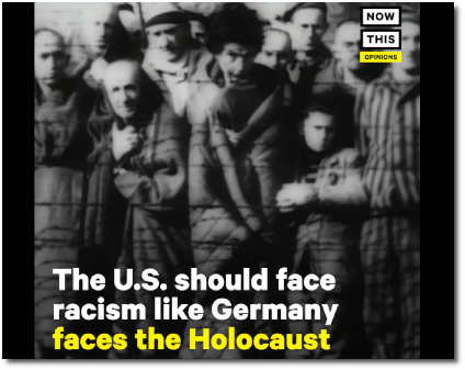Bryan Stevenson of the Equal Justice Initiative says the U.S. should face racism like Germany faces the Holocaust (14 July 2019)