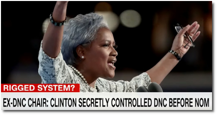 Elizabeth Warren agrees that the DNC rigged the nomination process (2 Nov 2017)