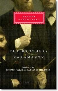 The Brothers Karamazov (1881) by Fyodor Dostoevsky