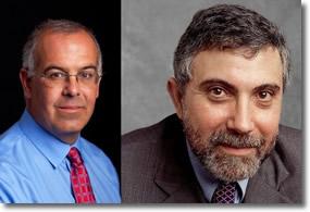 David Brooks | Paul Krugman