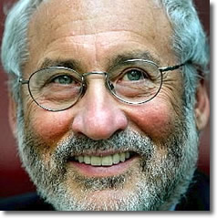 Joseph Stiglitz, Professor Columbia University