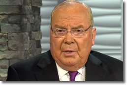 Jon Huntsman Sr (1937 - ) with Aaron Task on Yahoo Finance