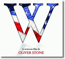 W | the Oliver Stone Film about George W Bush