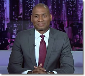 Charles Blow | A handsome man