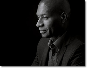 Charles Blow | Thoughtful gaze