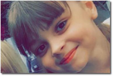 Saffie Rose Roussos | age 8