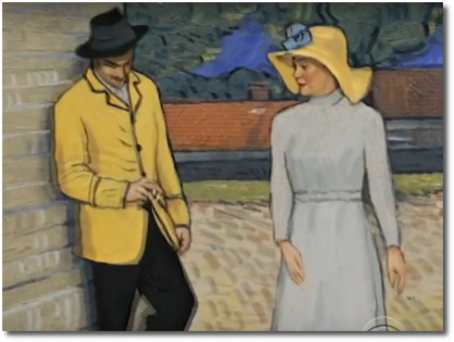 Loving Vincent | An entirely hand-painted film