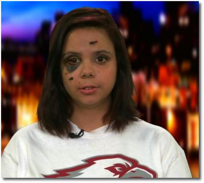 Parkland survivor Samantha Fuentes