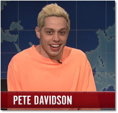 Pete Davidson on Kanye West - SNL (7 Oct 2018)